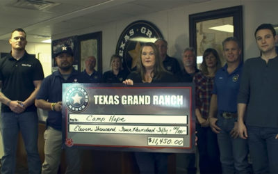 Texas Grand Ranch Celebrates the Holidays by Giving Back